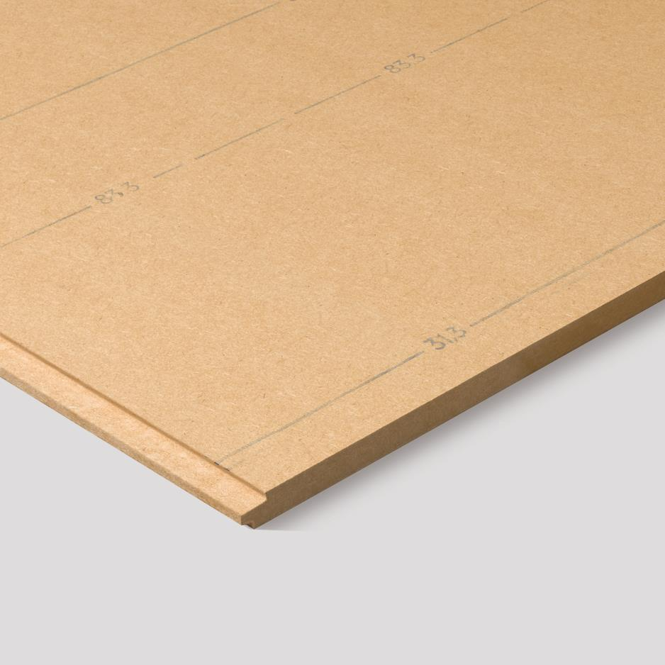 Sehr MDF N+F 4s diffusionsoffen 15mm DHF EGGER DHF N+F 4s 15mm Marberger NB62